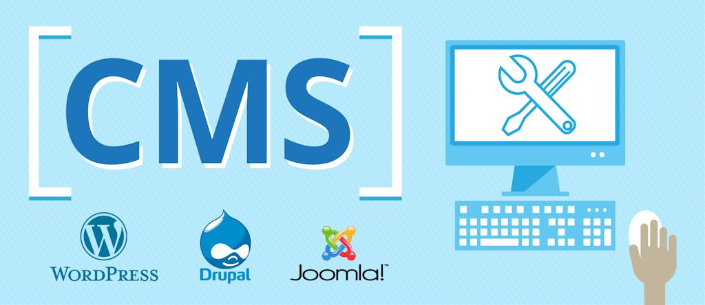 So what is a CMS web site?