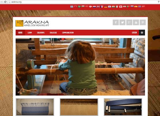 ARAKNA HANDLOOMS